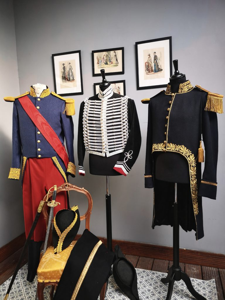 costumier militaire