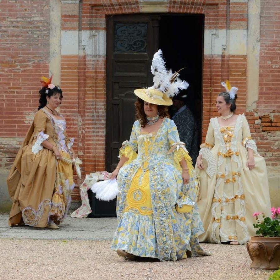 EPV Costume Historique mod'lscene