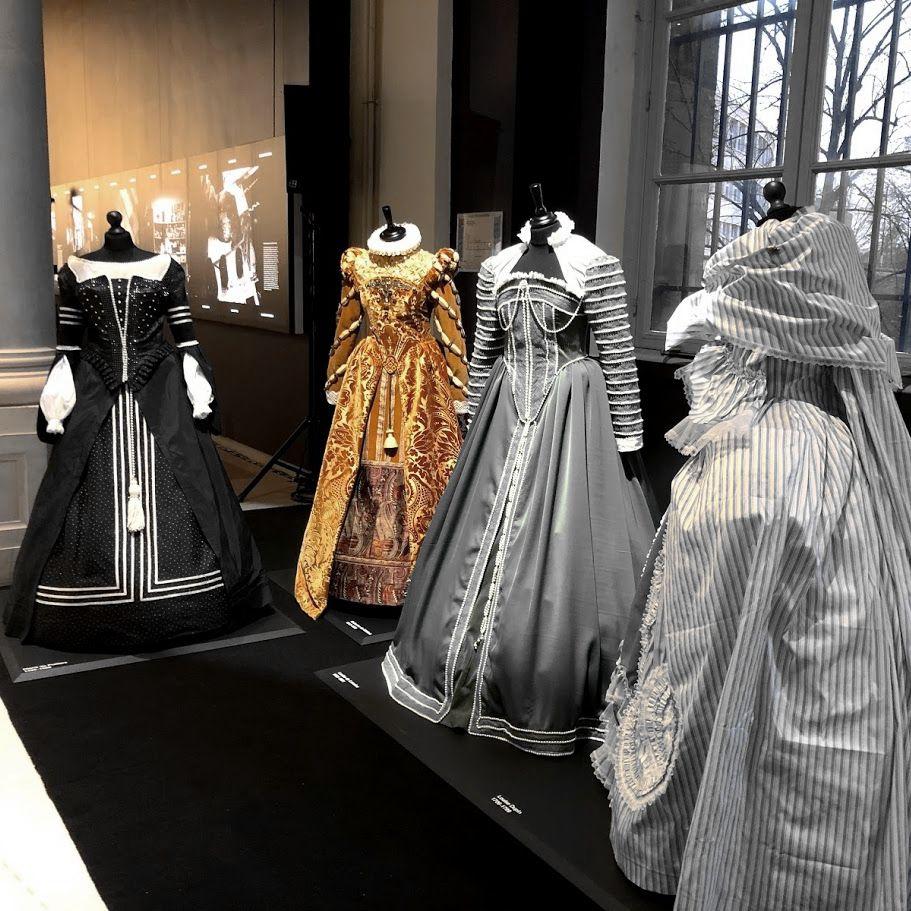 costumes scène historique mod'lscène